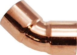 "[C12-77167] Elbow Copper 1"" 45 Deg"